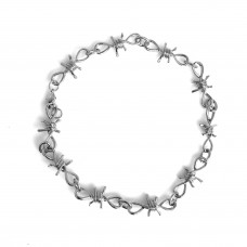 Barbed Wire Chain