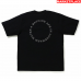 Ink Print Relaxed Black Tee