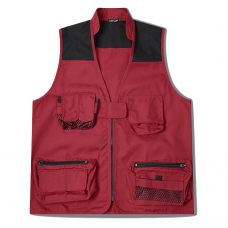 Tactic Fishnet Pockets Vest